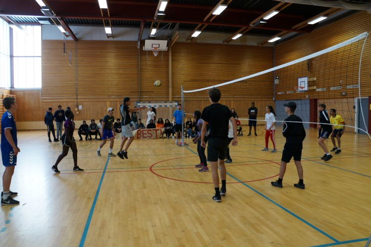 Finale volleyball